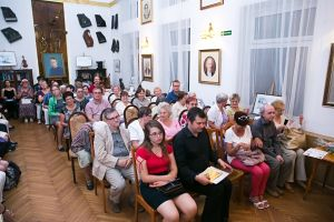 Listeners of the closing concert. Photo by Andrzej Solnica.